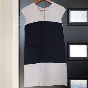 Kate Spade Hana Shift Dress - LIKE NEW -ponte knit